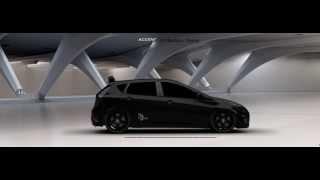 Hyundai Solaris Hatchback тюнинг смотреть