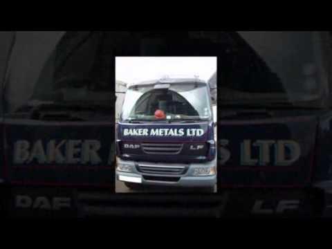 Scrap Metal Merchants - Baker Metals Ltd