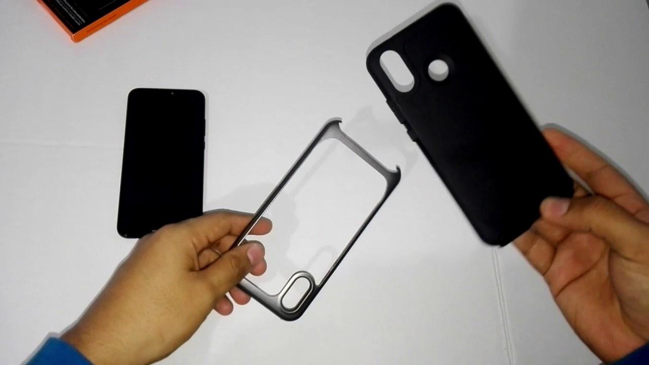 brand new 1d495 087a7 Huawei P20 Lite case/estuche Spigen NEO HYBRID (simple unboxing)