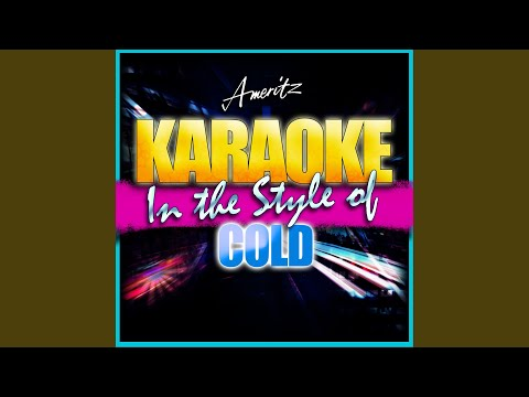 Sad Happy (In the Style of Cold) (Karaoke Version)