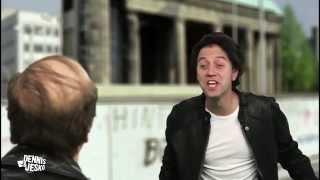 Mauerfall-Song-Battle: Scorpions vs. David Hasselhoff