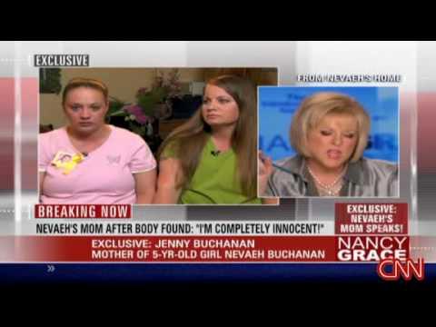 Nancy Grace Interviews Nevaeh