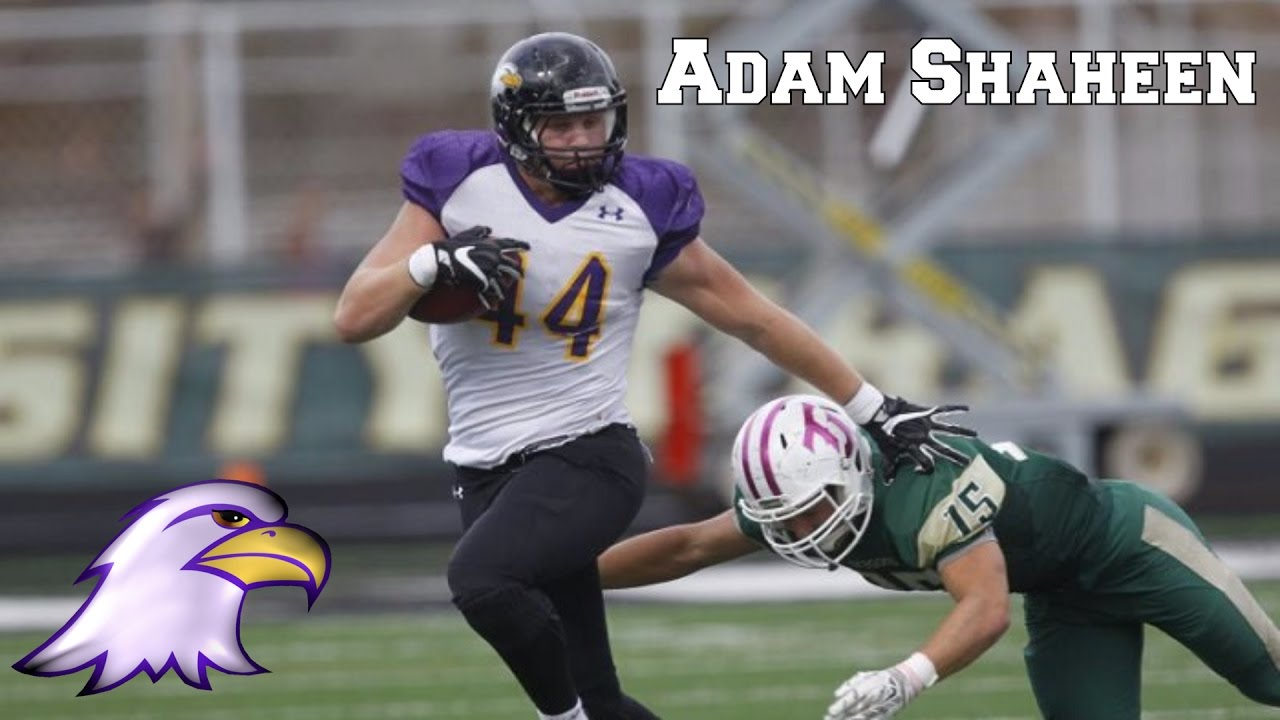 Adam Shaheen Baby Gronk 2017 Nfl Draft Class