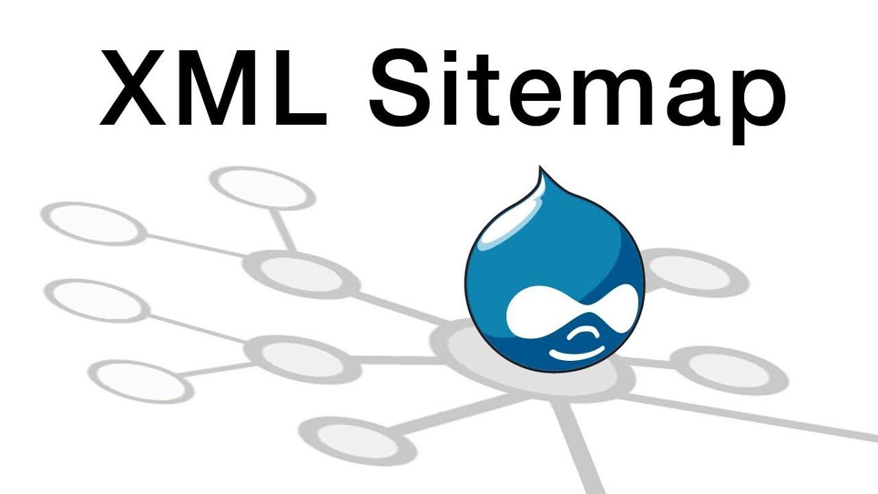 xml sitemap module drupal youtube