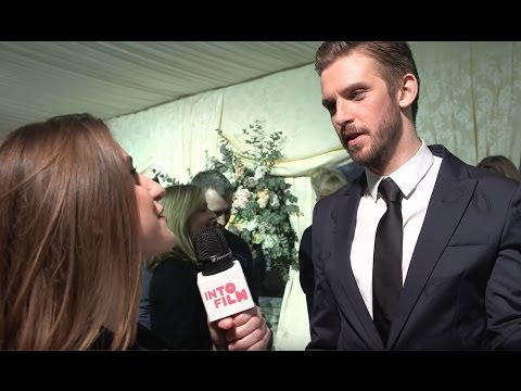 """Dan Stevens interview: Disney's """"Beauty and the Beast"""" London premiere. EXCLUSIVE"""