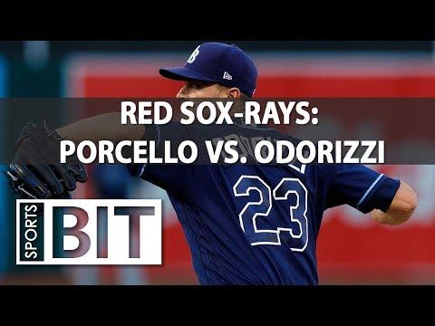 Boston Red Sox at Tampa Bay Rays | Sports BIT | MLB Picks