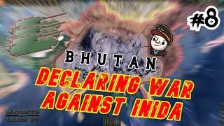 HoI4 - Millennium Dawn: Modern Day Mod - DECLARING WAR AGAINST INDIA #8