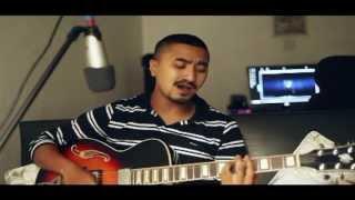 Laija Re - Hemanta Rana ( Jyovan Bhuju Acoustic Cover)