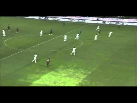 Gol de Jeremy Menez Parma vs A.C Milan