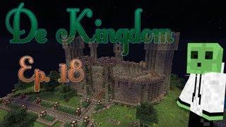 Minecraft De Kingdom Unk  Ep. 18 - Ben zo moe!! (Roleplay) (zie beschrijving) (NL Dutch commentary)
