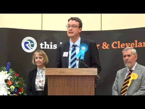 Middlesbrough South & Cleveland East – General Election Declaration