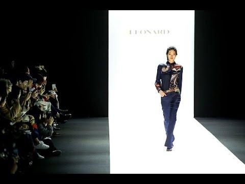 Leonard | Fall Winter 2016/2017 Full Fashion Show | Exclusive