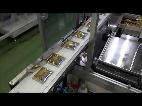 Automated High Speed Packaging of Cookies