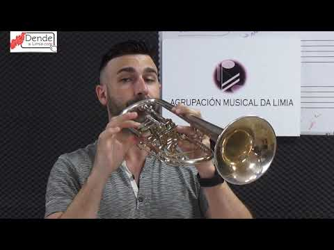Manuel Blanco- Trompetista