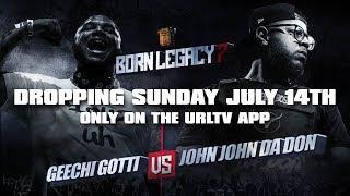GEECHI GOTTI VS JOHN JOHN DA DON RELEASE TRAILER   URLTV
