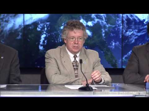Deep Space Climate Observatory (DSCOVR) Briefing from Kennedy Space Center