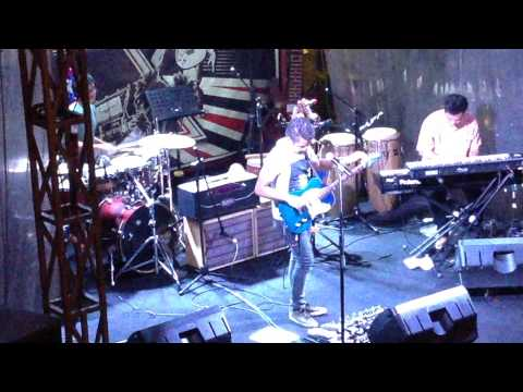 Andre Dinuth - Southern Departure @ Rolling Stones Cafe Indonesia 1/9/2014