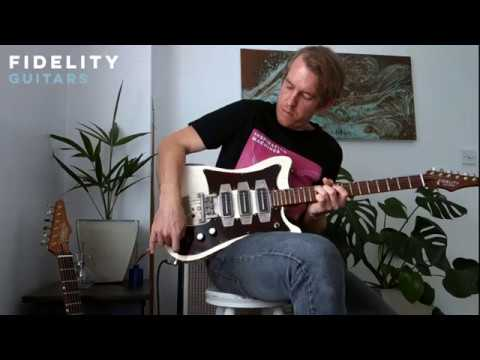 Fidelity Guitars - Stellarosa & Stellarosa Junior demo