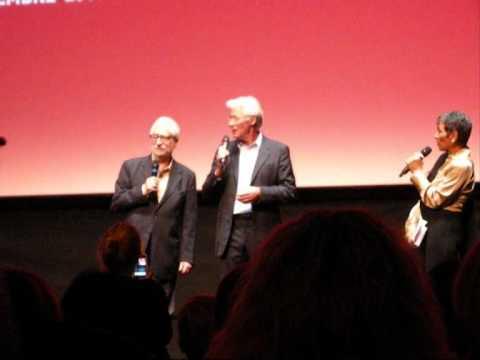 Richard Gere at at International Rome Film Festival 2011
