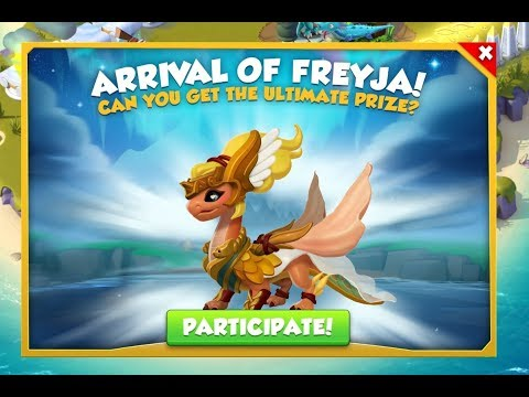 [Divine Event] Trials of Odin - Part 1 - Dragon Mania Legends