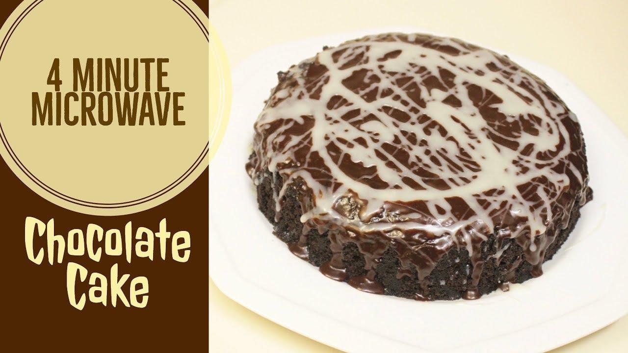 Microwave Cake Recipes In Malayalam: 4 മിനിറ്റ് മൈക്രോവേവ് ചോക്ലേറ്റ് കേക്ക്