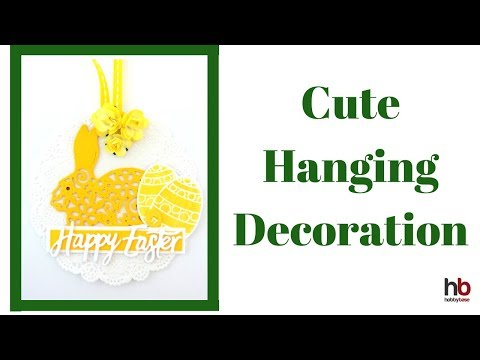 Easy Hanging Decorations | Video Tutorial