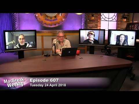 MacBreak Weekly 607: The iPad in Andy's Pants