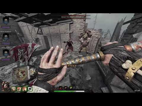 Vermintide 2 - True Solo Legend - Empire In Flames - Deed Vanguard  (Zealot 1h Axe)