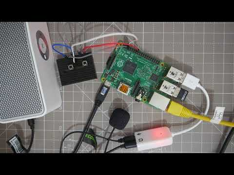 Make a Google AIY Assistant without the kit on the Raspberry Pi 2