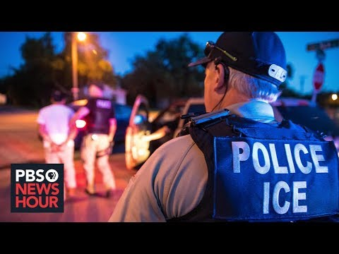 News Wrap: ICE Arrests 680 Undocumented Workers In Mississippi
