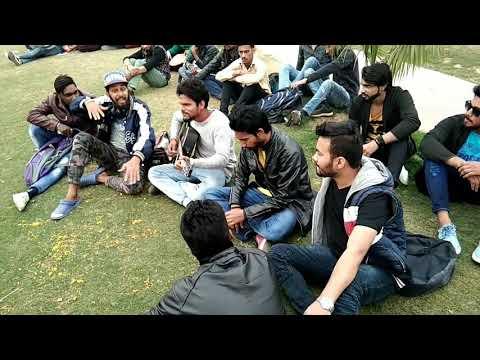 Grand masti in central park delhi....... (creative music)