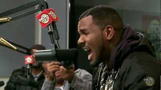The Game gives full reenactment of the 40 glocc altercation and discuss
