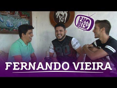 #04 Papo Reto com Luiz Carlos Andrade - Cantor Fernando Vieira