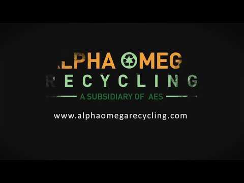 Alpha Omega Recycling Short