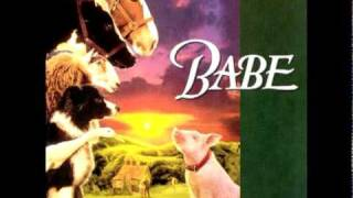 Babe Soundtrack 01 If I Had Words Mice