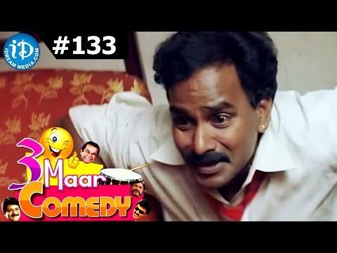 COMEDY THEENMAAR - Telugu Best Comedy Scenes - Episode 133