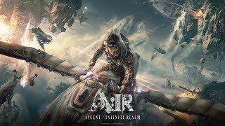A:IR【Ascent: Infinite Realm】MMORPG! 蒸汽龐克與西方幻想元素新作 - TERA 開發商 Bluehole 新作