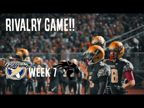 RIVALRY GAME!! || Western VS. Cypress bay high school