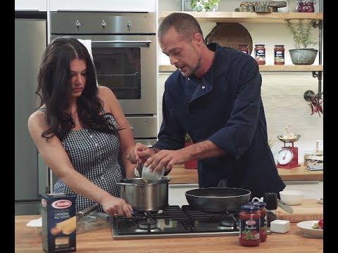 Saltsa Mia –Lasagne στο φούρνο με ραγού λαχανικών & σάλτσα Basilico (Επεισόδιο Νο7)