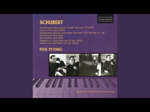 Piano Sonata No.21 in B-Flat Major, D.960: I. Molto moderato