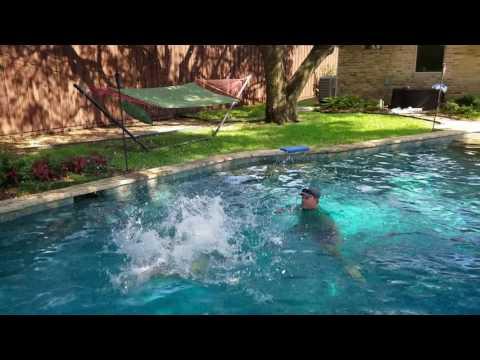 Ali diving board II