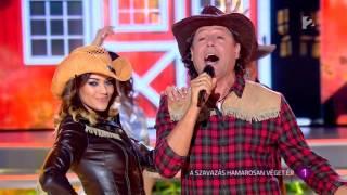 Kulcsár Edina és Hevesi Tamás: All Summer Long - tv2.hu/anagyduett