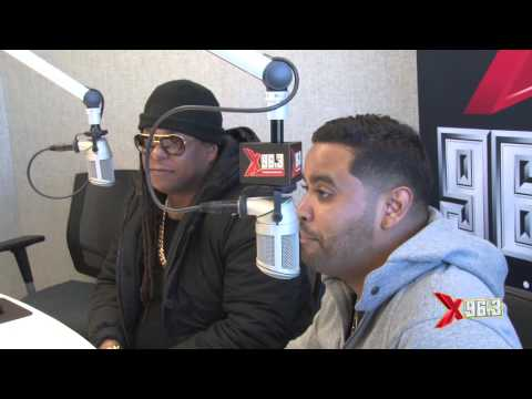 X96 3 Zion Y Lennox Interview