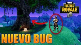 NEW BUG LIKE METERSE WITHIN A ARBOL!! Fortnite Battle Royale Argentina