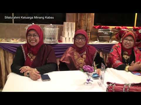 BUNDO KANDUANG SILATURAHMI KE KELUARGA MINANG DI BRUNEI DARUSSALAM  17 11 2017
