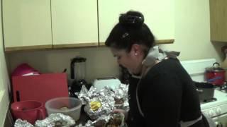BBQIN Pt.3-Jamaican Jerk Wings, Mushroom Asiago Flatbread, Chicken, Burgers, Veggie Kabobs N More!