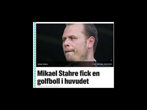 Från podcasten 3-5-2: Micke Stahre om när han fick en golfboll i huvudet