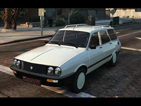 Gta 5 Renault TSW