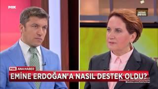 Meral Akşener hakkındaki iftiralar için konuştu...