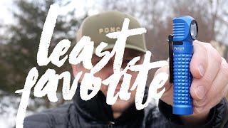 Least Favorite Olight | Perun Headlamp Honest Review